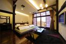 別館姫神 檜の温泉露天風呂付 洋室