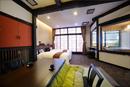 別館姫神 檜の温泉内風呂付 和洋室