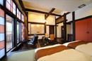 別館姫神 檜の温泉内風呂付 洋室